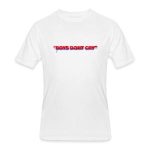 BOYS DON'T CRY  - Men's 50/50 T-Shirt