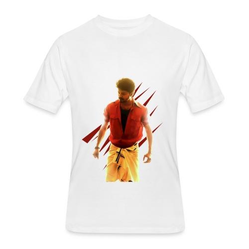 Mersal Printed T Shirt - Men's 50/50 T-Shirt