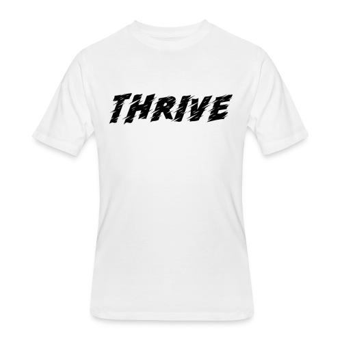 Thrive - Men's 50/50 T-Shirt