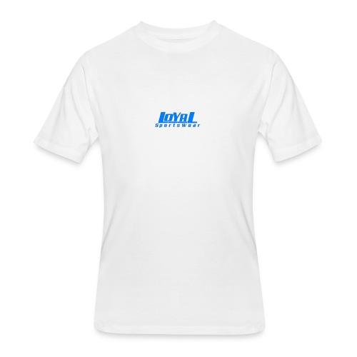 LOYALSPORTS - Men's 50/50 T-Shirt