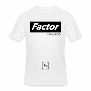 Factor Completely [fbt] - Men's 50/50 T-Shirt