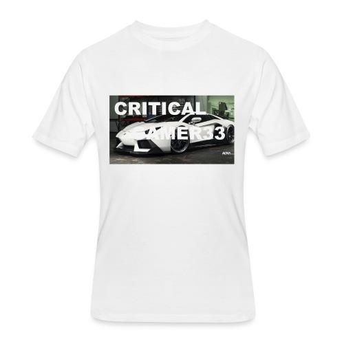 CRITIMERCH EXCLUSIVE - Men's 50/50 T-Shirt