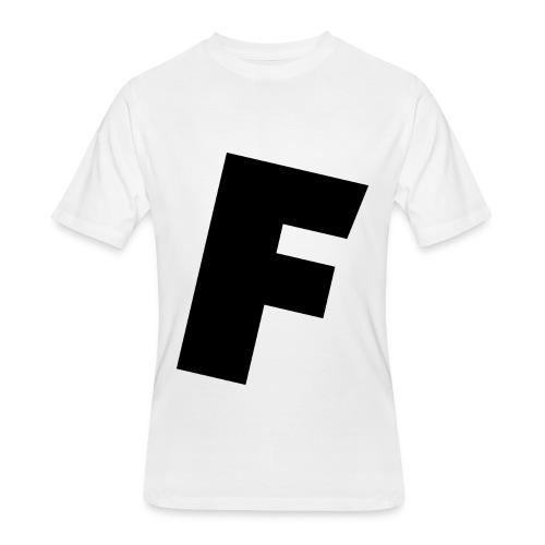 F slanted - Men's 50/50 T-Shirt