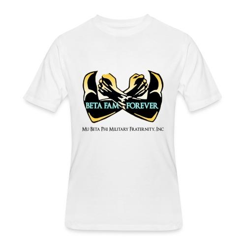 Beta Fam Forever - Men's 50/50 T-Shirt