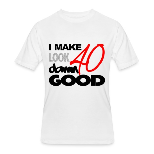 DAMN GOOD - Men's 50/50 T-Shirt