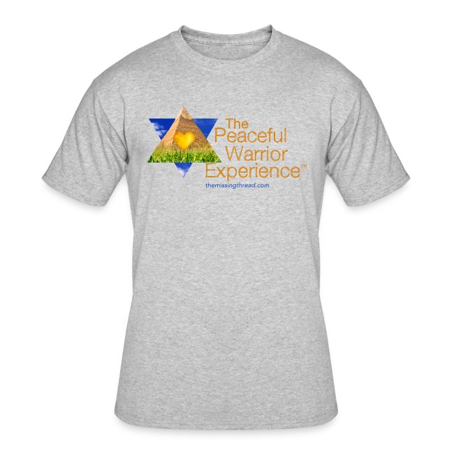 The Peaceful WarriorExperience t-shirt 2