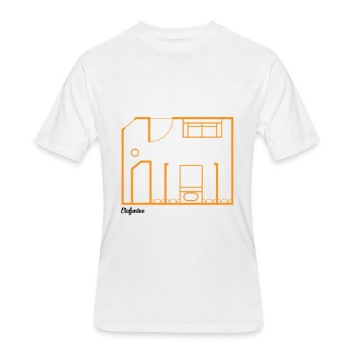 EFT d2 - Men's 50/50 T-Shirt