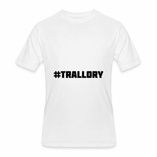 Trallory - Men's 50/50 T-Shirt