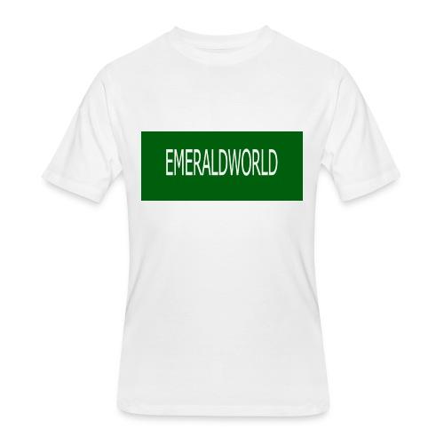 EMERALDWORLD MERCH - Men's 50/50 T-Shirt