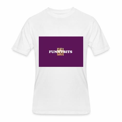 funny bits t - Men's 50/50 T-Shirt