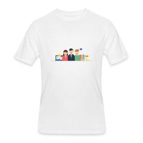 Corporate Management - Men's 50/50 T-Shirt