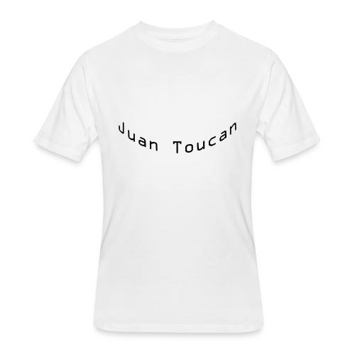 Juan Toucan Test beta - Men's 50/50 T-Shirt