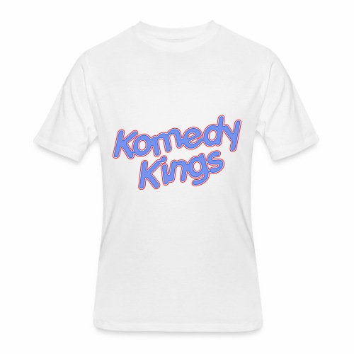 KomedyKings Brand Name Tee - Men's 50/50 T-Shirt