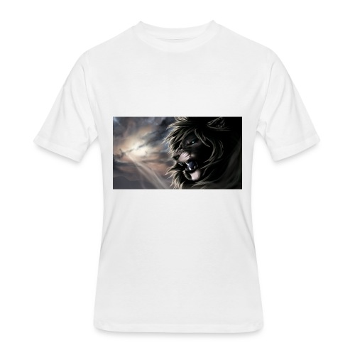 3D Lion tshirt - Men's 50/50 T-Shirt