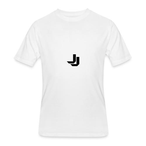 Official Jake Jones Merch Logo - Men's 50/50 T-Shirt