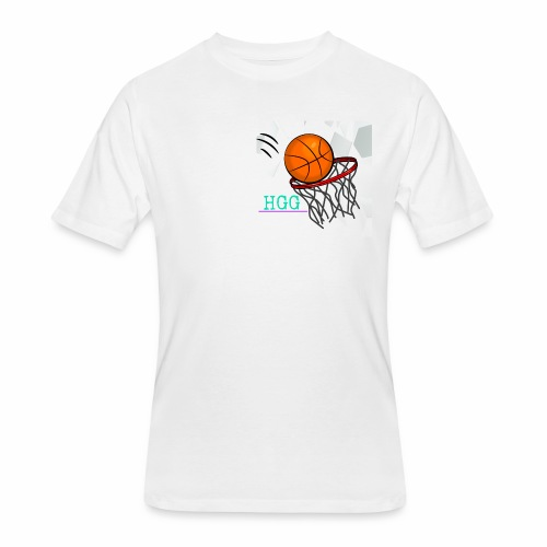 logo - Men's 50/50 T-Shirt