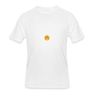 Flame (For cases and Cups) - Men's 50/50 T-Shirt