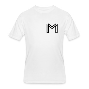 Mathias Official Logo - Men's 50/50 T-Shirt
