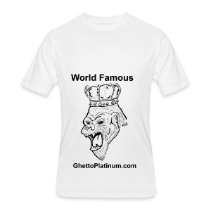 T-shirt-worldfamousForilla2tight - Men's 50/50 T-Shirt