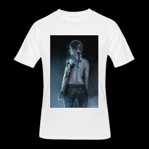 ErikaCosplay Bucky - Men's 50/50 T-Shirt