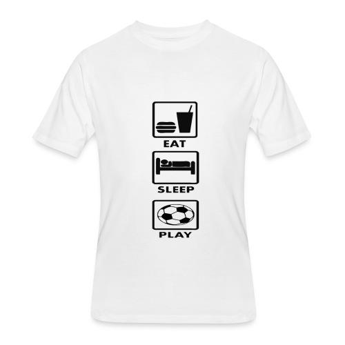 Football - Men's 50/50 T-Shirt