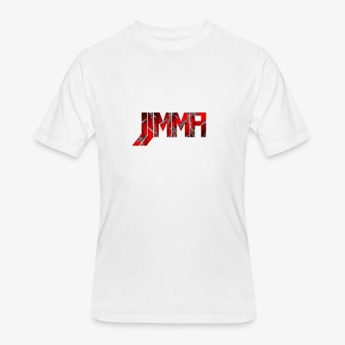 Official JJMMA LOGO barbed wire - Men's 50/50 T-Shirt