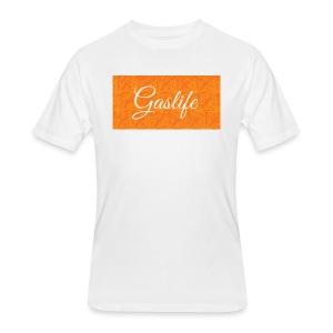 GL Autumn Weeds - Men's 50/50 T-Shirt