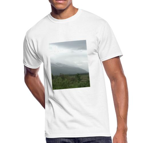 A8285ECD D4BF 4B6A 83BB 01E4F040208D - Men's 50/50 T-Shirt