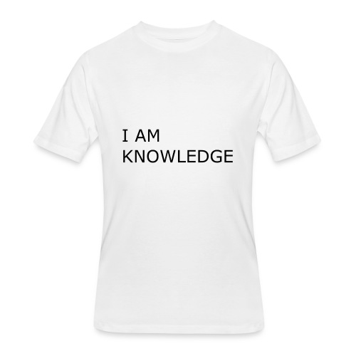 KNOW - Men's 50/50 T-Shirt