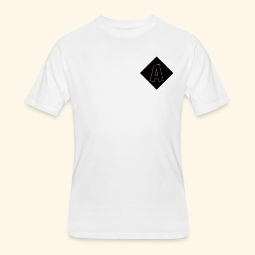 Adoni & Clo Logo - Men's 50/50 T-Shirt