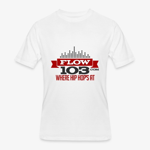 FLOW 103 - Men's 50/50 T-Shirt