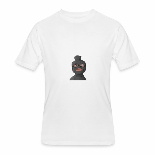 Jack Ski Mask - Men's 50/50 T-Shirt