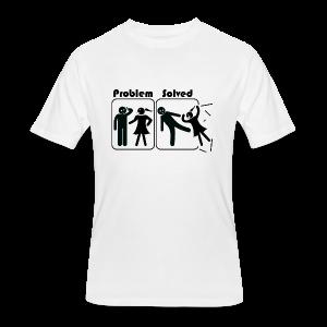 Problem Solving - Men's 50/50 T-Shirt
