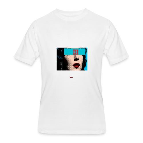 xxx lady - Men's 50/50 T-Shirt