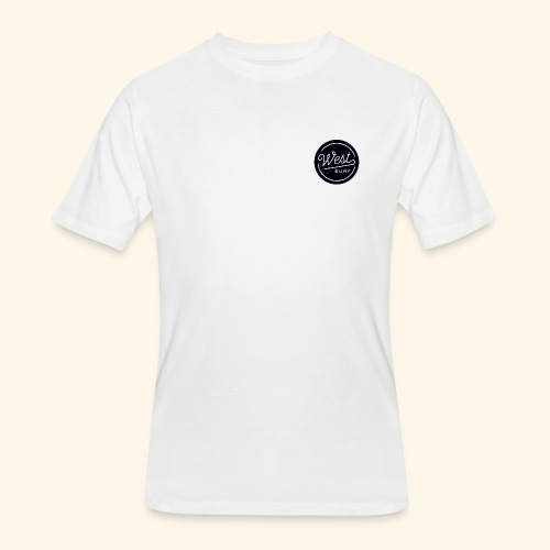 west2 surf - Men's 50/50 T-Shirt