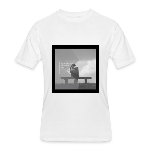 heartbroken - Men's 50/50 T-Shirt