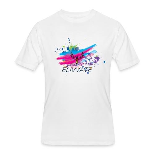 Painted Phoenix - Men's 50/50 T-Shirt