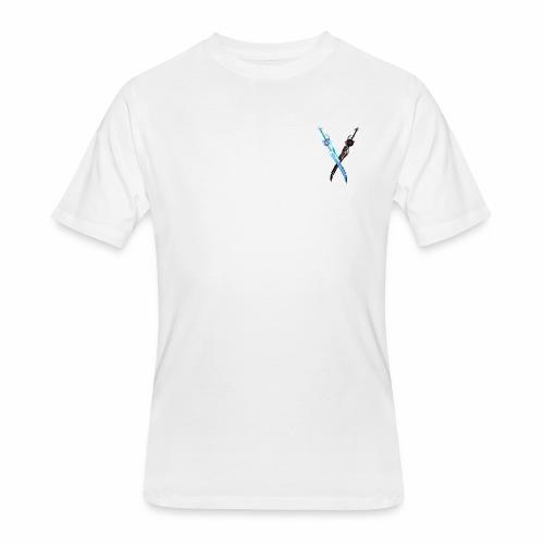SWORDS ONLINE - Men's 50/50 T-Shirt