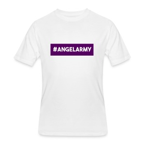The Angel Army - Men's 50/50 T-Shirt