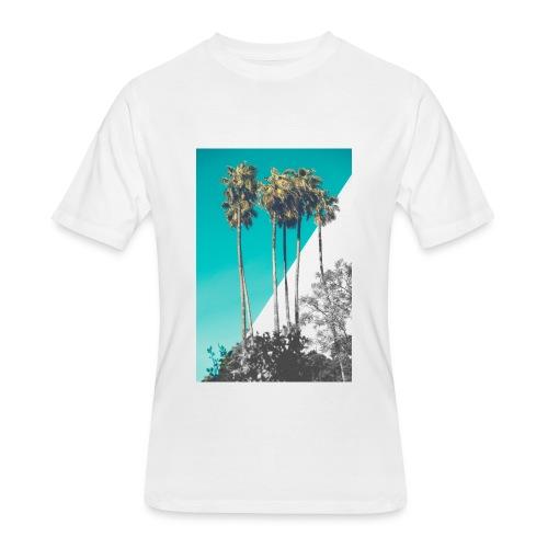 Blue Palms - Men's 50/50 T-Shirt