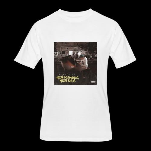 NBNE COVER T - Men's 50/50 T-Shirt