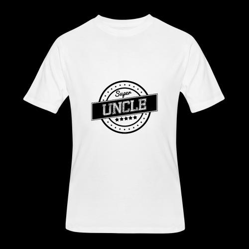 Super uncle - Men's 50/50 T-Shirt