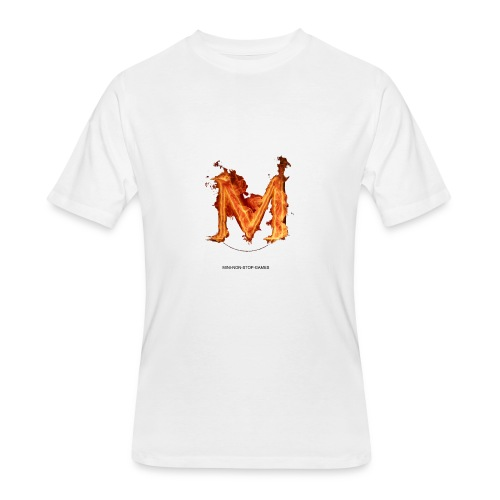 great logo - Men's 50/50 T-Shirt