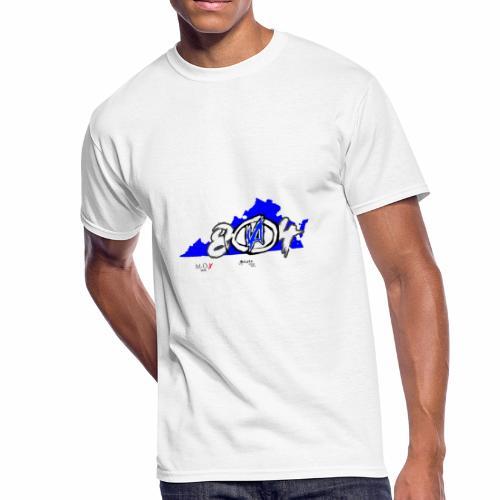 Reppin Virginia - Men's 50/50 T-Shirt