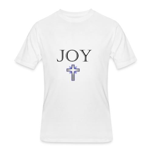JOY KING - SHIRT - Men's 50/50 T-Shirt