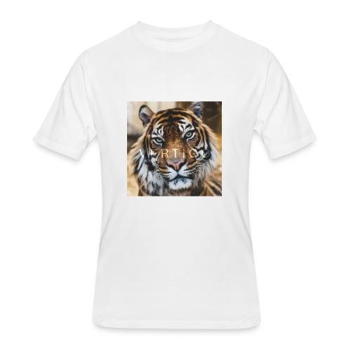 Tiger Vertigo - Men's 50/50 T-Shirt