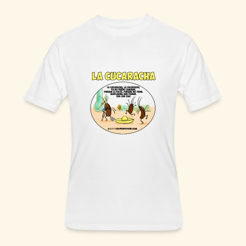 lacucaracha - Men's 50/50 T-Shirt