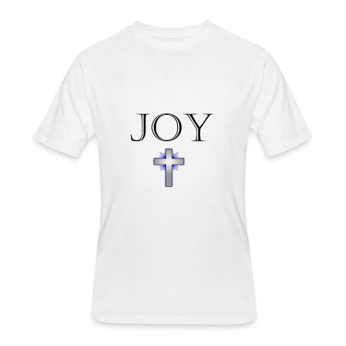JOY KING - SHIRT - Men's 50/50 T-Shirt