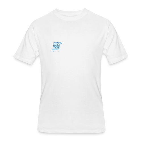 Script Icon Me - Men's 50/50 T-Shirt