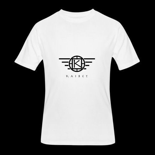 Official kaibet logo. - Men's 50/50 T-Shirt
